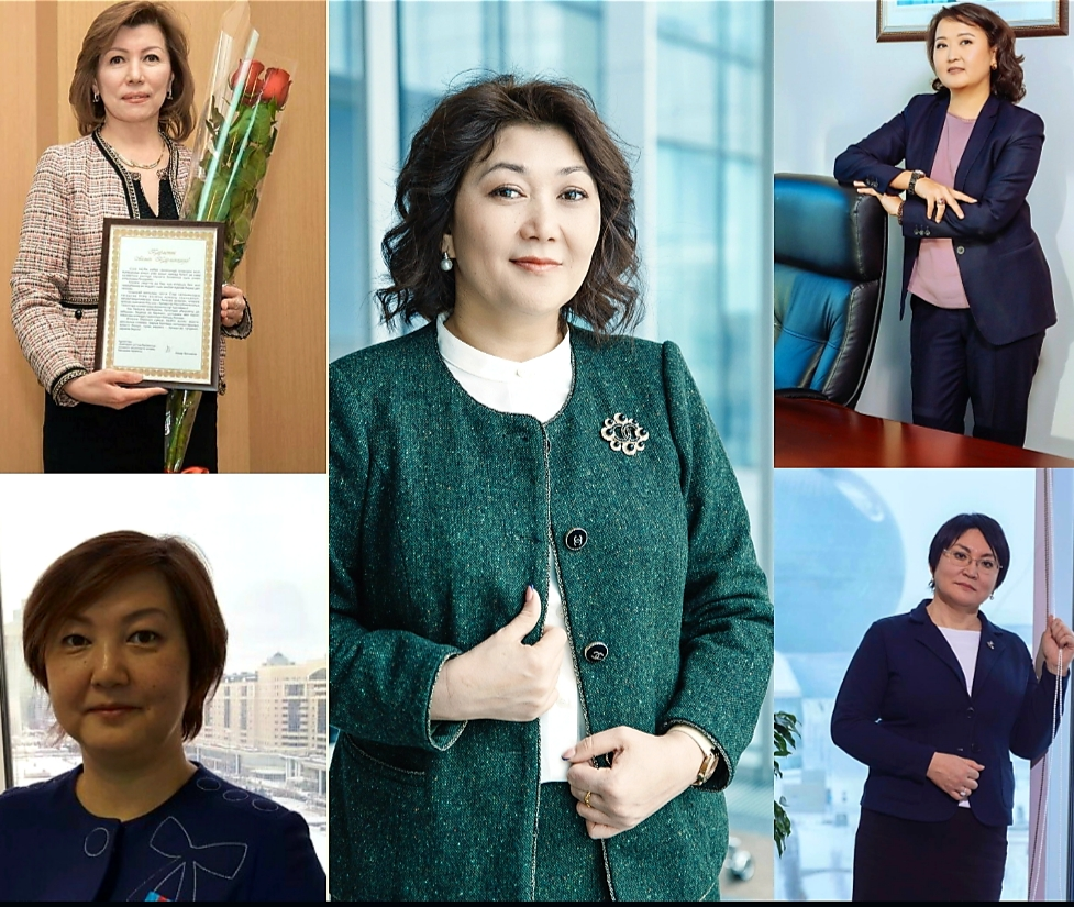 WomenEmpowerment: The Role of Kazakh Woman in Corporate World