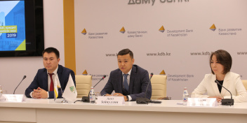 More than 400 villages in Kazakhstan will be provided with broadband Internet access in 2020 with financing of DBK
