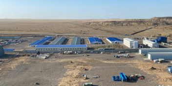 DBK projects in Karaganda region